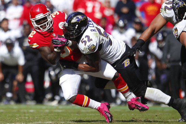 Chiefs Hang Tough; Fall to Ravens in Field Goal Battle 9-6