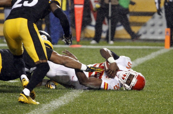 Chiefs Finally Take a Lead; Can't Hold it in Latest Loss — 16-1…