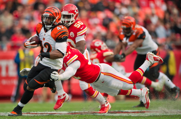 Chiefs Bounced Easily at Home by the Bengals 28-6 to Fall to 1-…