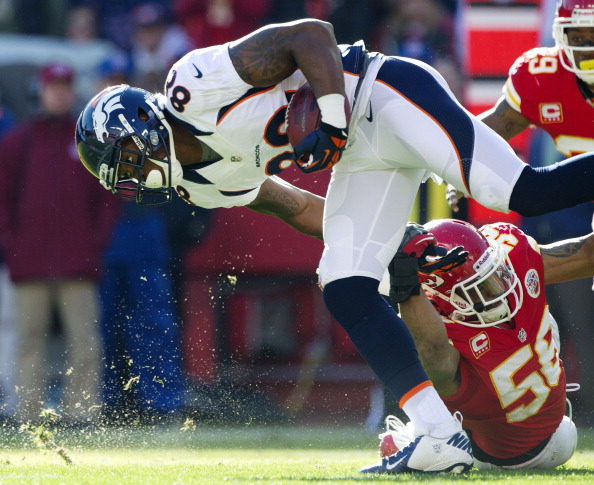 Photo Gallery from the Chiefs 17-9 Sunday Loss to The Broncos