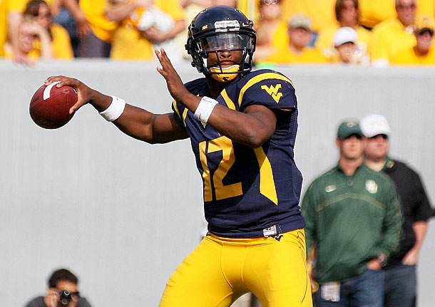 Bengals Gab 2013 NFL Draft Scouting Report: West Virginia QB Ge…