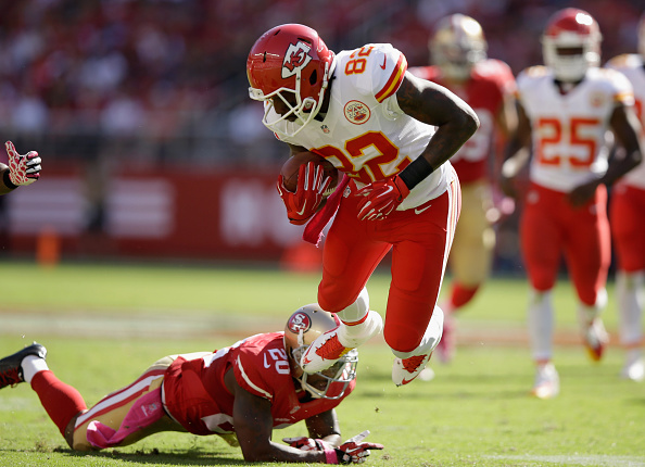Kansas City Chiefs v San Francisco 49ers