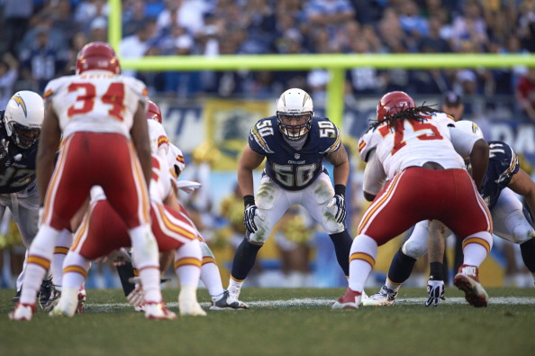 San Diego Chargers vs Kansas City Chiefs
