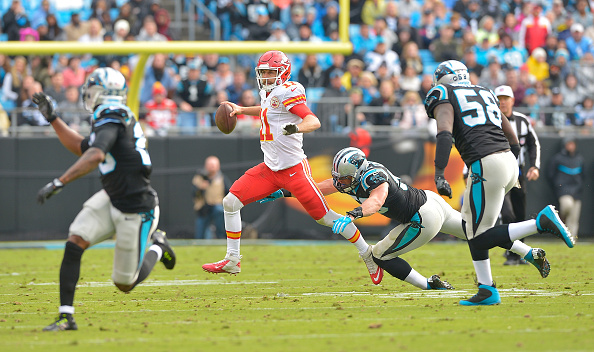Andy Reid Not Worried About the Struggles of QB Alex Smith
