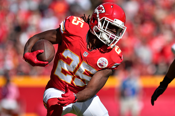 Chiefs Announce Release of Running Back Jamaal Charles
