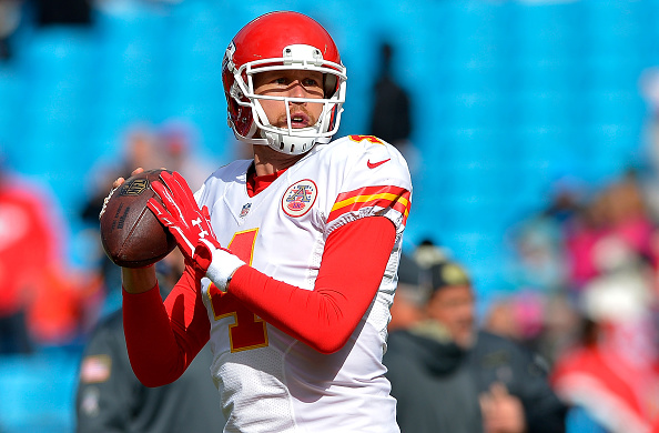 Chiefs Most Likely Won't Pick Up Option on QB Nick Foles