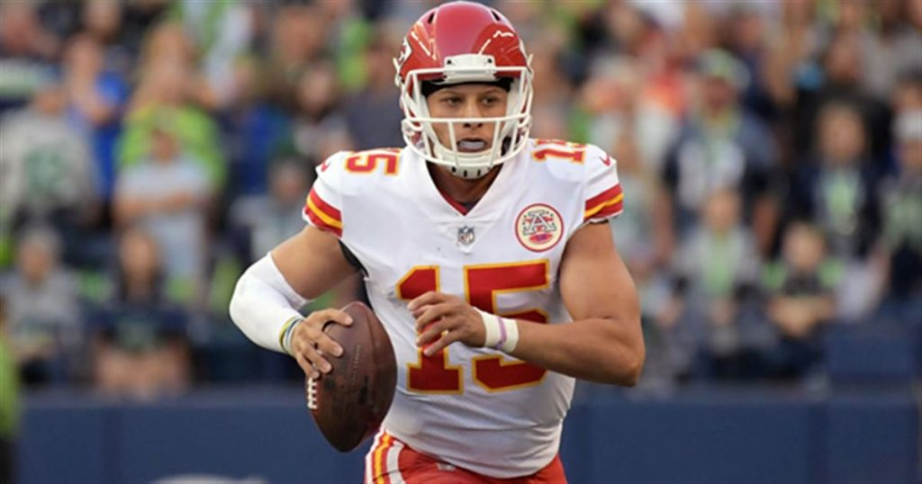 Video: Big Expectations in 2018 for QB Pat Mahomes in KC