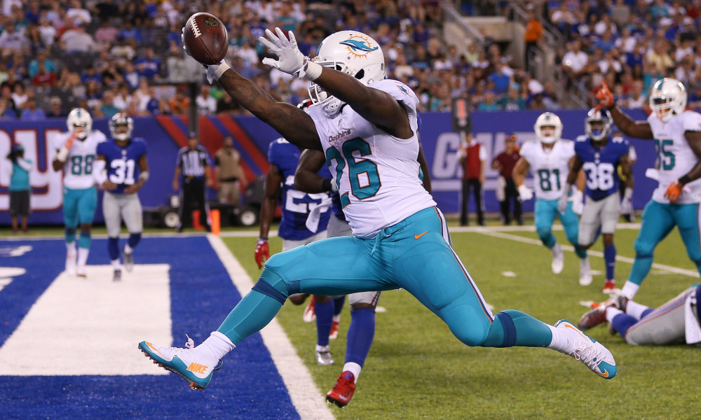 Chiefs Reach Deal with Free Agent Running Back Damien Williams