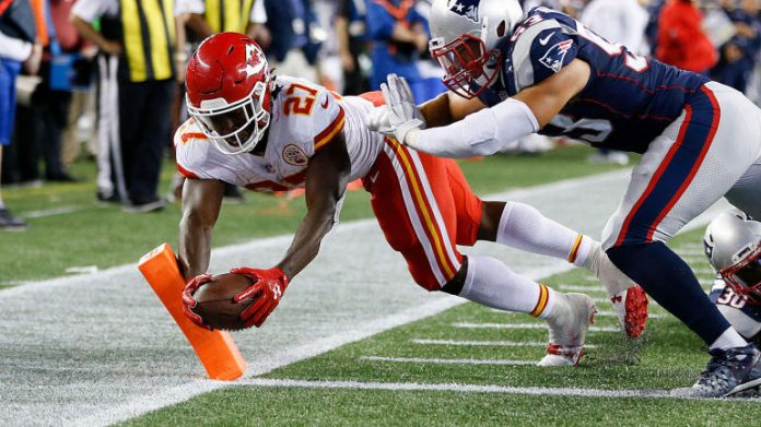 Chiefs RB Kareem Hunt Ready to Follow Up 2017 Looking to Improve This Season