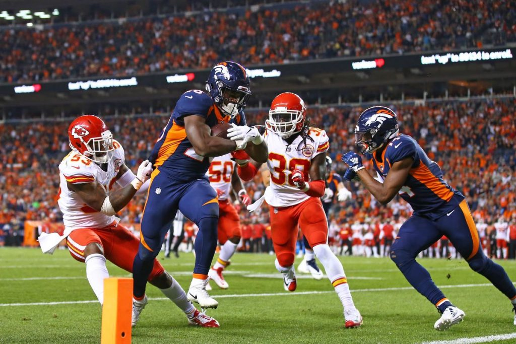 Chiefs and Broncos Deliver a Huge Monday Night Football Rating